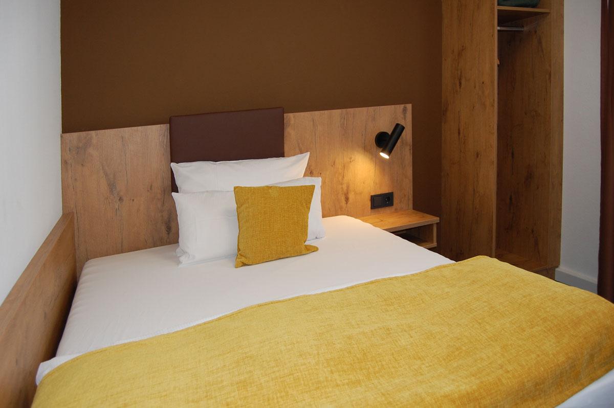 Komforteinzelzimmer Komfort