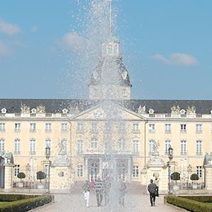 Willkommen in Karlsruhe
